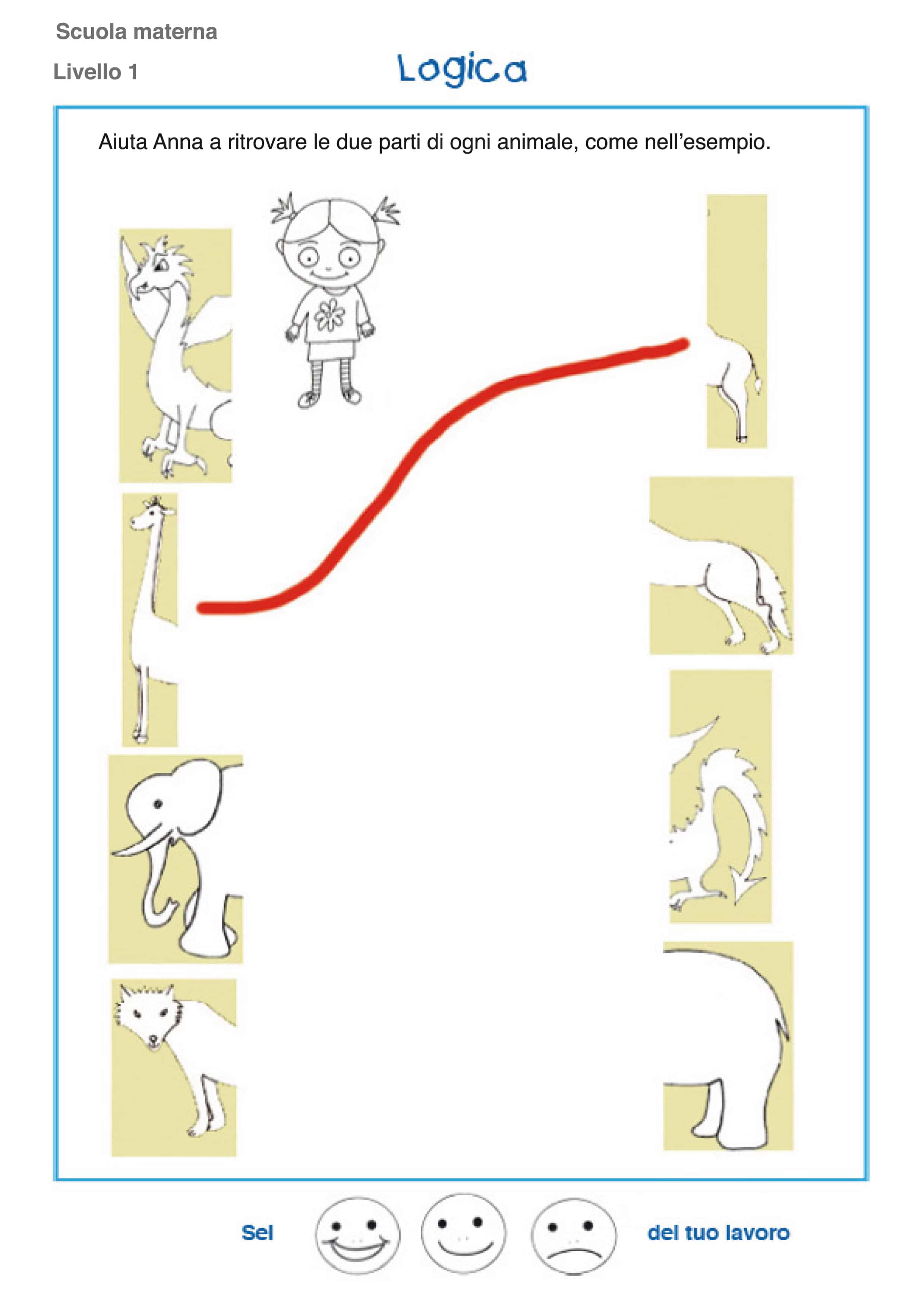 Eccezionale Matematica bambini 5 anni - Cose Per Crescere - MZ35