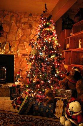 Christmas tree - Immagine di regali di natale ...