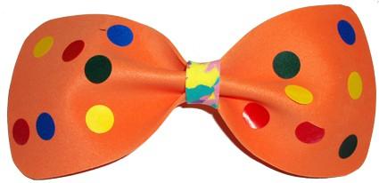 Cravattino da clown cose per crescere for Papillon per bambini