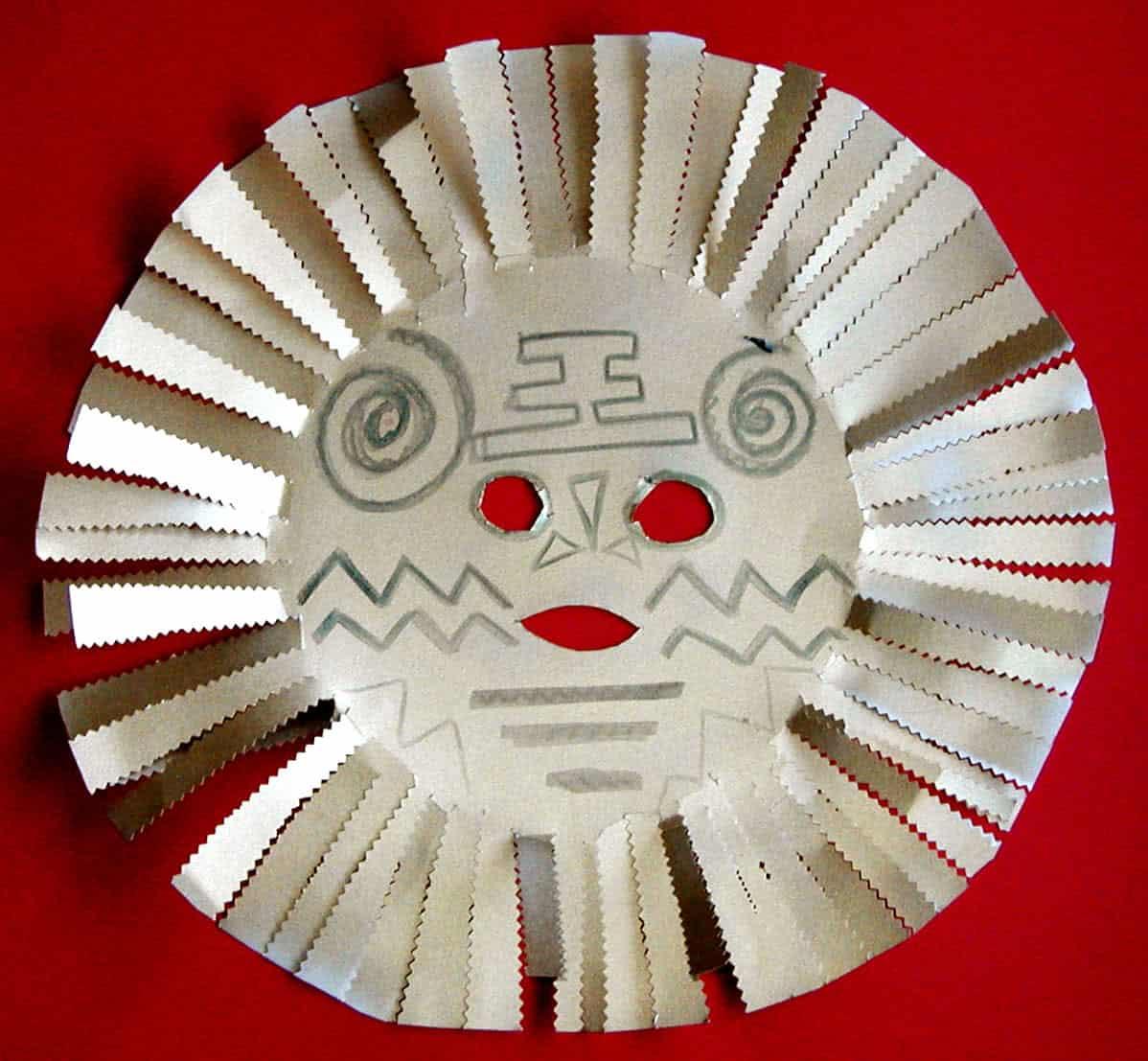 Super Maschera del sole - Cose Per Crescere OL01