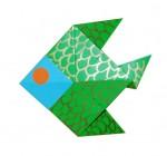 Pesce in origami