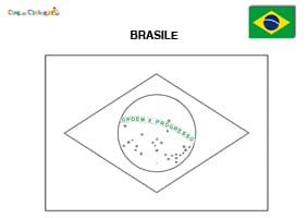Bandiere Dei Paesi Del Sud America Da Colorare Cose Per Crescere