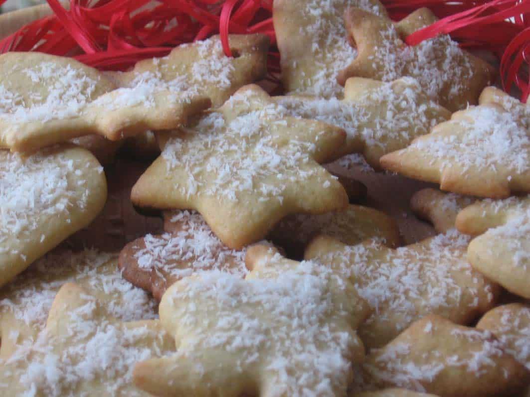 Biscotti natalizi da fare con i bambini