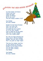 Rudolph The Red Nosed Reindeer Cose Per Crescere