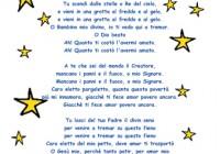 Natale Per Tutti Testo.Canzoni Di Natale Per Bambini Raccolta Di Canti