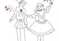 Disegni Di Carnevale Per Bambini Da Stampare E Colorare Gratis
