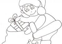 Folletti Da Colorare Disegni Di Gnomi E Disegni Di Elfi Cose Per