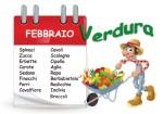 Le verdure di febbraio