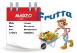 La frutta di marzo