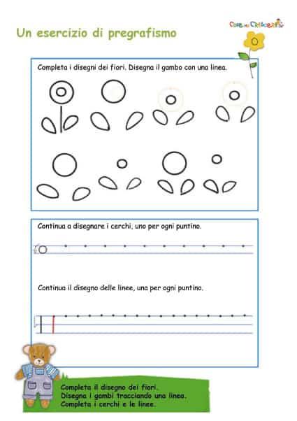 Pregrafismo La Linea E Il Cerchio Cose Per Crescere