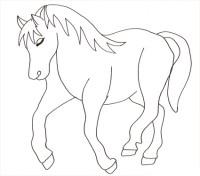Disegni di animali per bambini da stampare e colorare gratis for Grandi planimetrie della fattoria