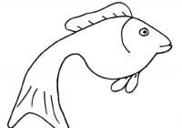 Disegni di pesce d 39 aprile da colorare e stampare gratis for Disegni da colorare pesce d aprile