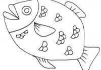 Disegni Di Pesce Daprile Da Colorare E Stampare Gratis Cose Per