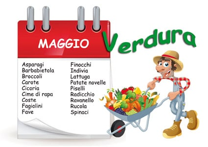 Verdura maggio - Colorare le pagine di verdure ...
