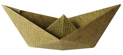 Barchetta Di Carta Come Fare Una Barca In Origami