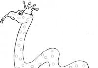 Disegni di rettili per bambini cose per crescere for Nomi di rettili