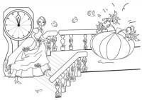 Disegni Di Cenerentola Da Colorare Immagini Da Stampare