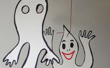Aiuto! Dei fantasmi!!!!