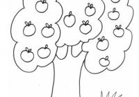 Disegni Di Alberi Da Colorare Disegni Per Bambini Da Stampare Gratis