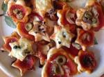 Pizzette festose