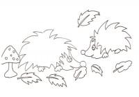 Disegni Di Animali Del Bosco Da Colorare Immagini Da Stampare