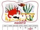 Calendario 2014 da illustrare