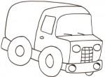 Disegno di camion
