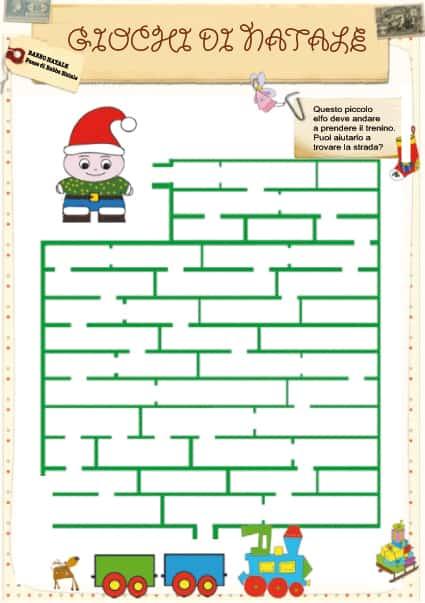 Labirinto per bambini