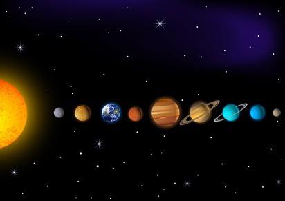Il Sistema Solare Spiegato Ai Bambini Della Scuola Primaria