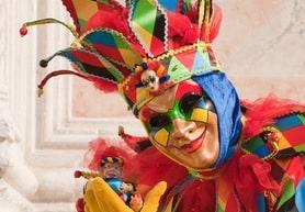 Carnevale 2018: il calendario
