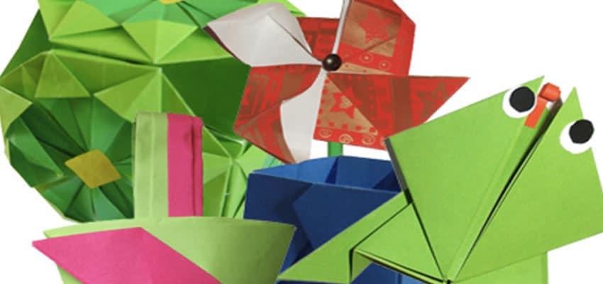 Origami - Indietro a scuola foglio da colorare ...