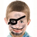 Trucco da pirata
