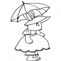 coniglietta-ombrello