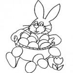 Coniglio con le uova