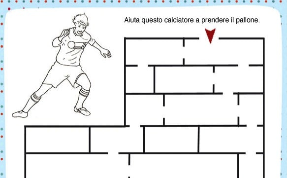 Labirinto del calcio
