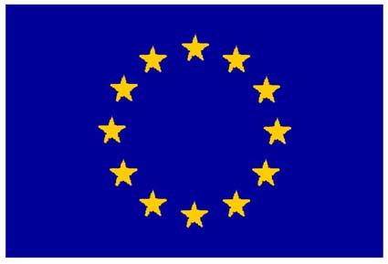 Disegnare la bandiera dell'Unione europea