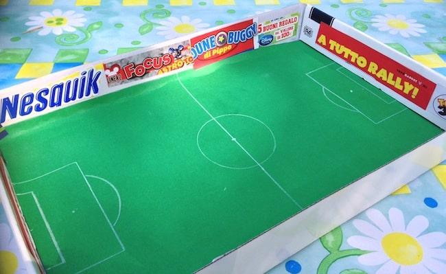 Calcio 23 - Dimensioni della porta da calcio ...