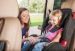 Seggiolino auto per bambini: gruppo 1