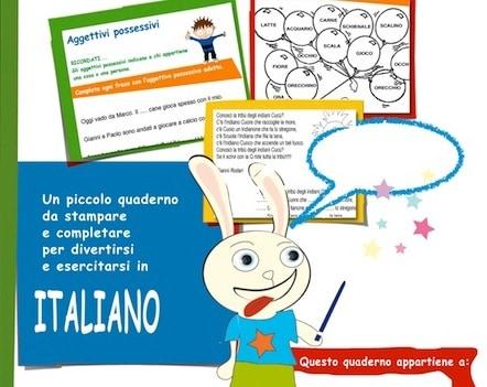 Quaderno per le vacanze: italiano per la terza elementare
