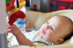 Sdraietta per neonati