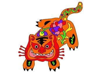 La tigre cinese