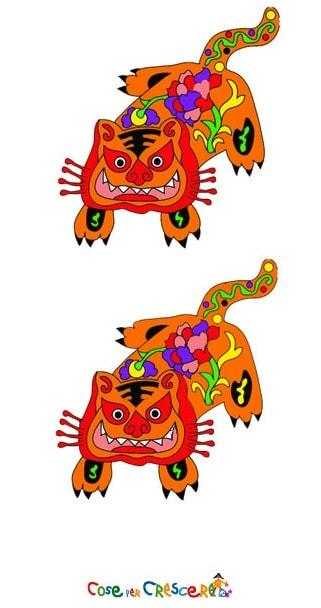 tigre-cinese