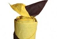 Piegare un tovagliolo a candela