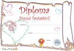 Diploma per dei nonni fantastici