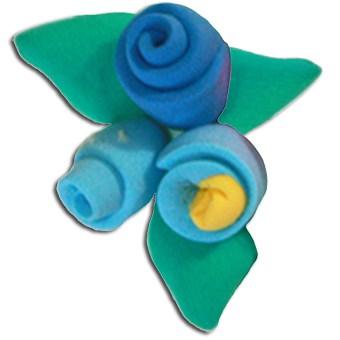 fiore modellato