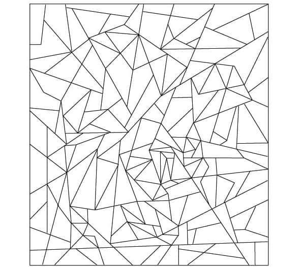 Colora tutti i triangoli