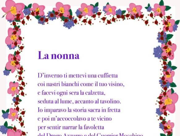 La Nonna – Gabriele D'Annunzio