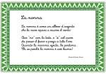 Poesia per la nonna