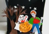 Teatrino di halloween for Creare casa in 3d