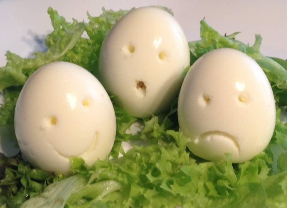 Uova fantasma